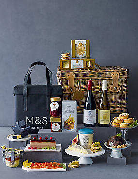 Indulgent Chilled Hamper (Pre-Order)