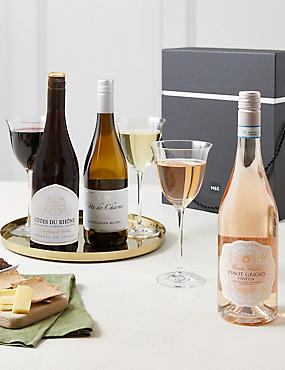 The Connoisseur's Choice Trio Gift Selection