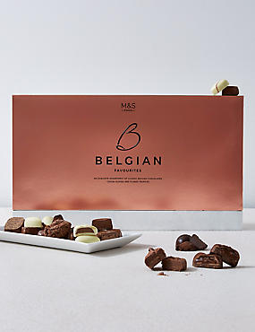 Luxury Belgian Chocolate Assortment