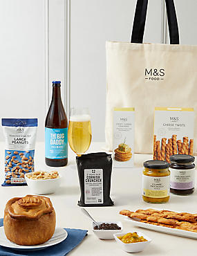 Father's Day Beer & Pie Gift (Pre Order)