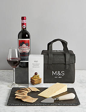 Cheese & Red Wine Pairing