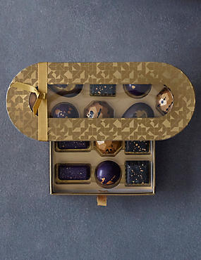 The Collection Golden Jewels Box