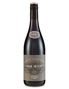 Paarl Heights Shiraz - Case of 6