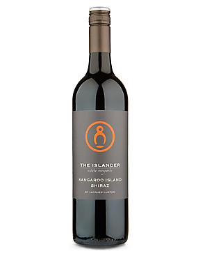 The Islander Kangaroo Island Shiraz - Case of 6
