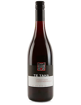 Te Taha Martinborough Pinot Noir - Case of 6