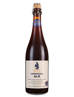 Sherry Barrel Aged Greenwich Ale - Case of 6