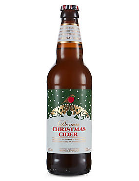 Devon Christmas Cider - Case of 20
