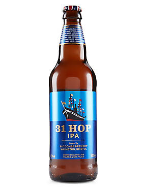 31 Hop IPA - Case of 20