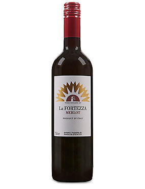 La Fortezza Merlot - Case of 6