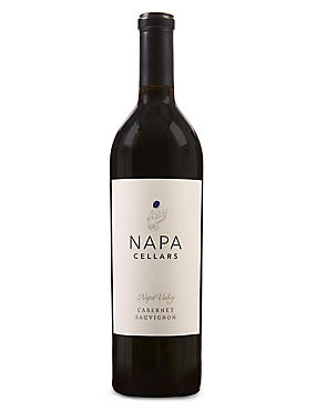 Napa Cellars Cabernet Sauvignon - Case of 6