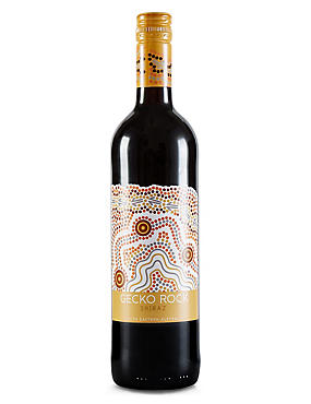 Gecko Rock Shiraz - Case of 6