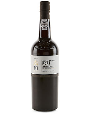 10 Year Old Tawny Port - Single Bottle