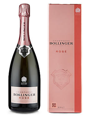 Bollinger Rosé - Single Bottle