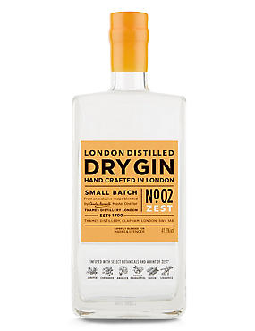 No 02 Zest Gin - Single Bottle
