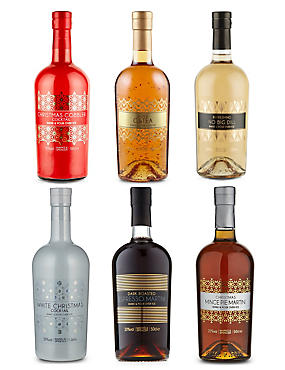 Christmas Cocktails - Case of 6