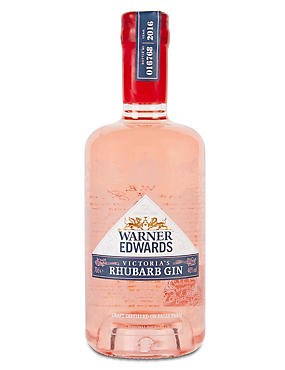 Warner Edwards Rhubarb Gin - Single Bottle