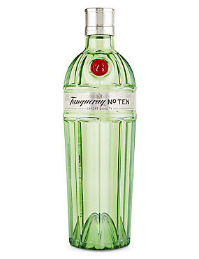 Tanqueray 10 Gin - Single Bottle