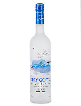 Grey Goose Vodka - Single Bottle