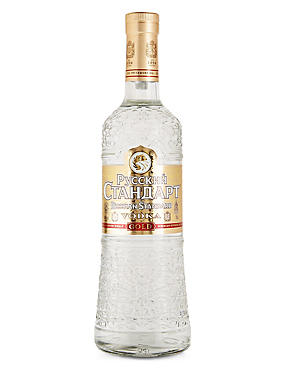 Russian Standard Gold Vodka - Single Bottle