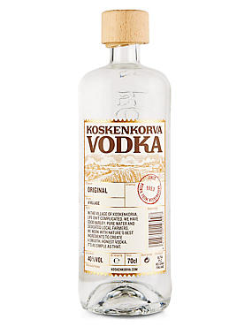 Koskenkorva Original Finland Vodka - Single Bottle