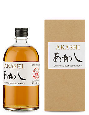 Akashi Blended Japanese Whisky - Single Bottle