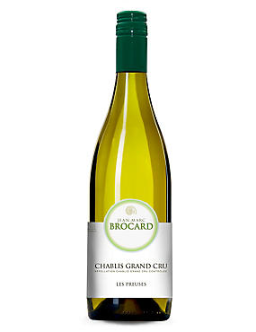Brocard Chablis Grand Cru Les Preuses - Single Bottle