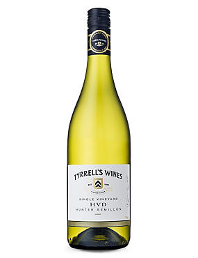 Tyrrell's Single Vineyard HVD Hunter Semillon - Single Bottle
