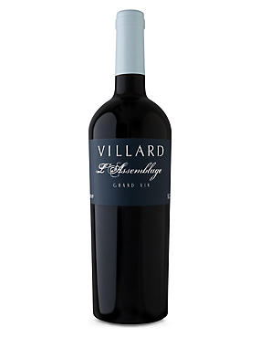 Villard Grand Vin L'Assemblage - Single Bottle