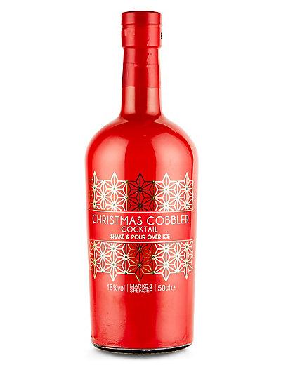 Christmas Cobbler Cocktail Case Of 6 MampS