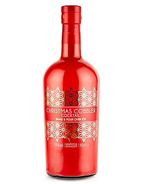 Christmas Cobbler Cocktail - Case of 6