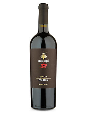 Messapi Primitivo - Case of 6