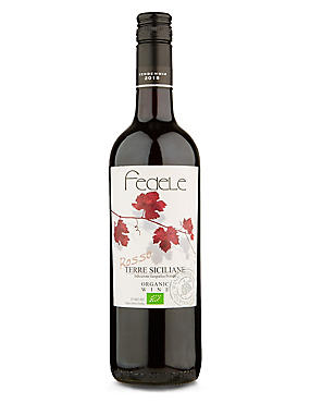 Fedele Organic Rosso - Case of 6