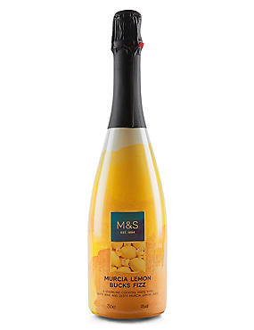 Murcia Lemon Bucks Fizz - Case of 6