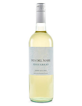 Dea del Mar Pinot Grigio - Case of 6