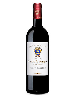Château Saint Georges Cote Pavie - Case of 6