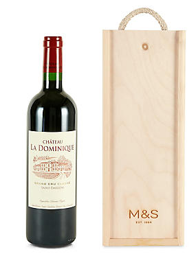 Château La Dominique - Single Bottle