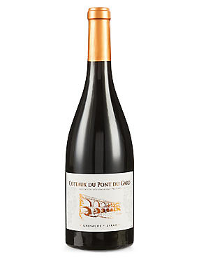 Pont du Gard Red - Case of 6