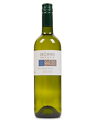 Secano Estate Sauvignon Blanc - Case of 6 Wine