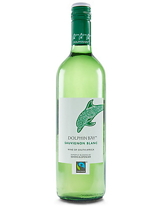 Fairtrade® Dolphin Bay Sauvignon Blanc - Case of 6 Wine