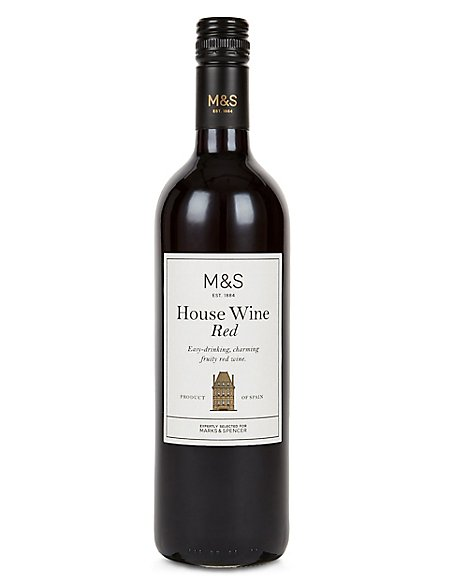House Red Wine - Case of 6