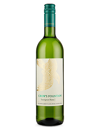 Crow's Fountain Sauvignon Blanc - Case of 6 Wine