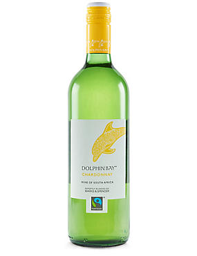 Fairtrade® Dolphin Bay Chardonnay - Case of 6