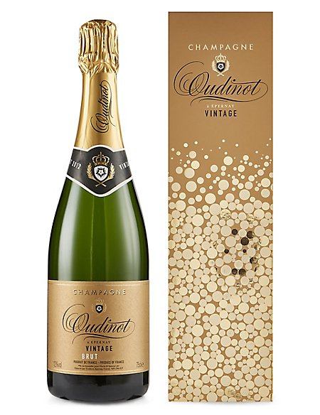 Champagne Oudinot Vintage - Single Bottle