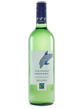 Fairtrade® Dolphin Bay Chenin Blanc - Case of 6 Wine