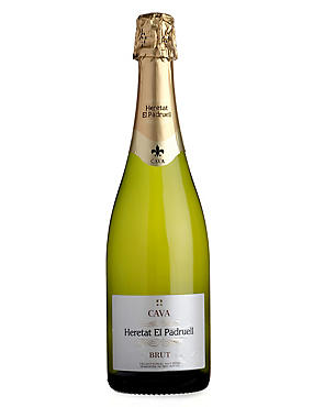 Cava Hererat El Padruell NV - Case of 6