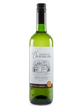 Mayne de Beauregard Bergerac White - Case of 6 Wine
