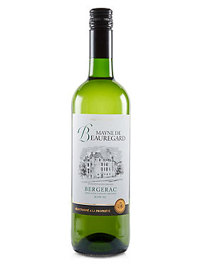 Mayne de Beauregard Bergerac White - Case of 6