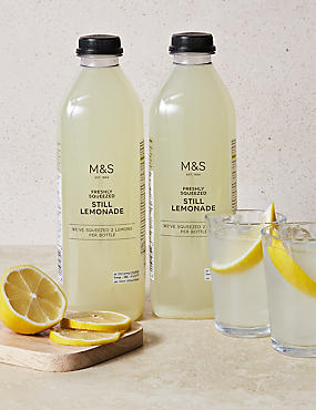 Freshly Squeezed Lemonade (2 Bottles)