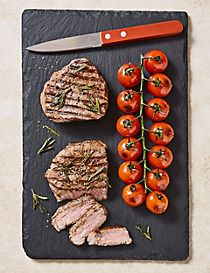 British Rose Veal Fillet Steak - 2 Pieces