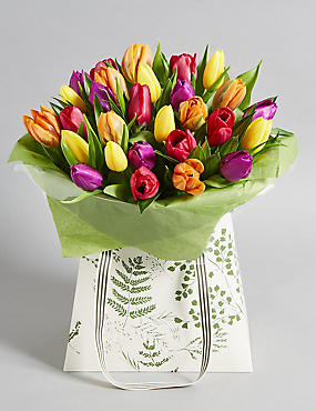 Large Tulip Gift Bag